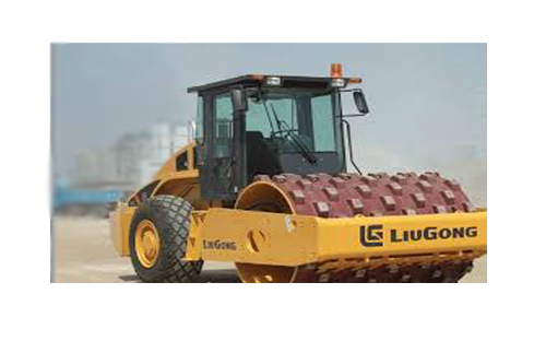 LiuGong Roller For Rent