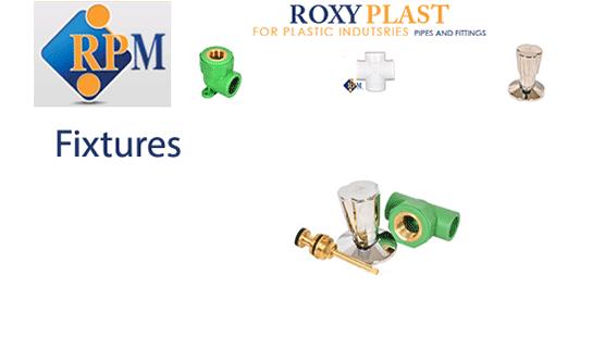 <p>Roxy-plast fixtures</p>