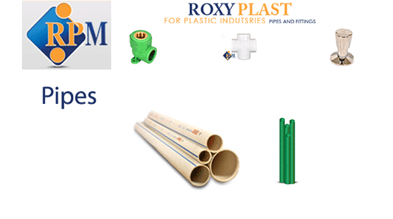 <p>Roxy-plast pipes</p>