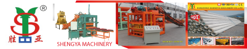 Shengya Machinery CO., LTD