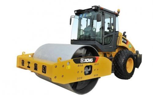 XCMG Roller For Rent Biniyam Taye Machinery Rental
