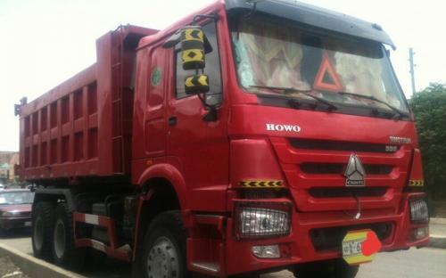 Sino Truck For Rent  Biniyam Taye Machinery Rental