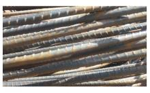 Dia 8 mm Reinforcement Bar For sale (Made in Ethiopia)